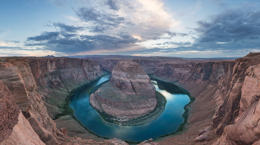 Horseshoe Bend Panorama Part 2