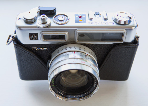 Yashica Electro 35 GSN from 1977